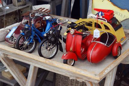 Kinderspielzeug immer günstig auf dem Flohmarkt