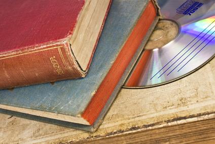 Bücher immer beliebt auf dem Flohmarkt